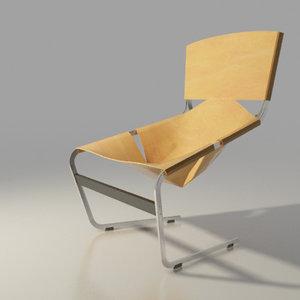 design pierre paulin artifort 3d 3ds
