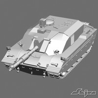 challenger 2 battle tank 3d max