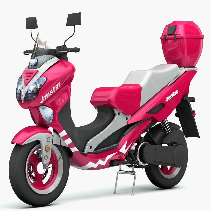 jmstar scooter max