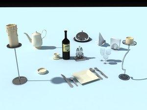 max restaurants dining plate