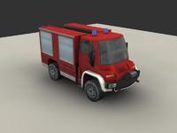 Fire Truck *max/3ds/obj*