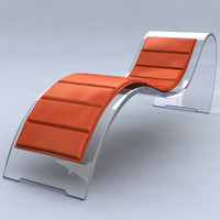 max mc1 glass reclining chair