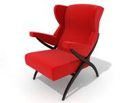 Arflex Fiorenza armchair