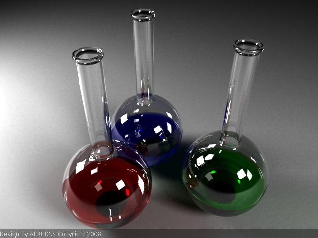3ds chemistry