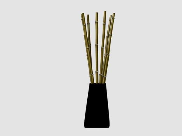 lwo bamboopot