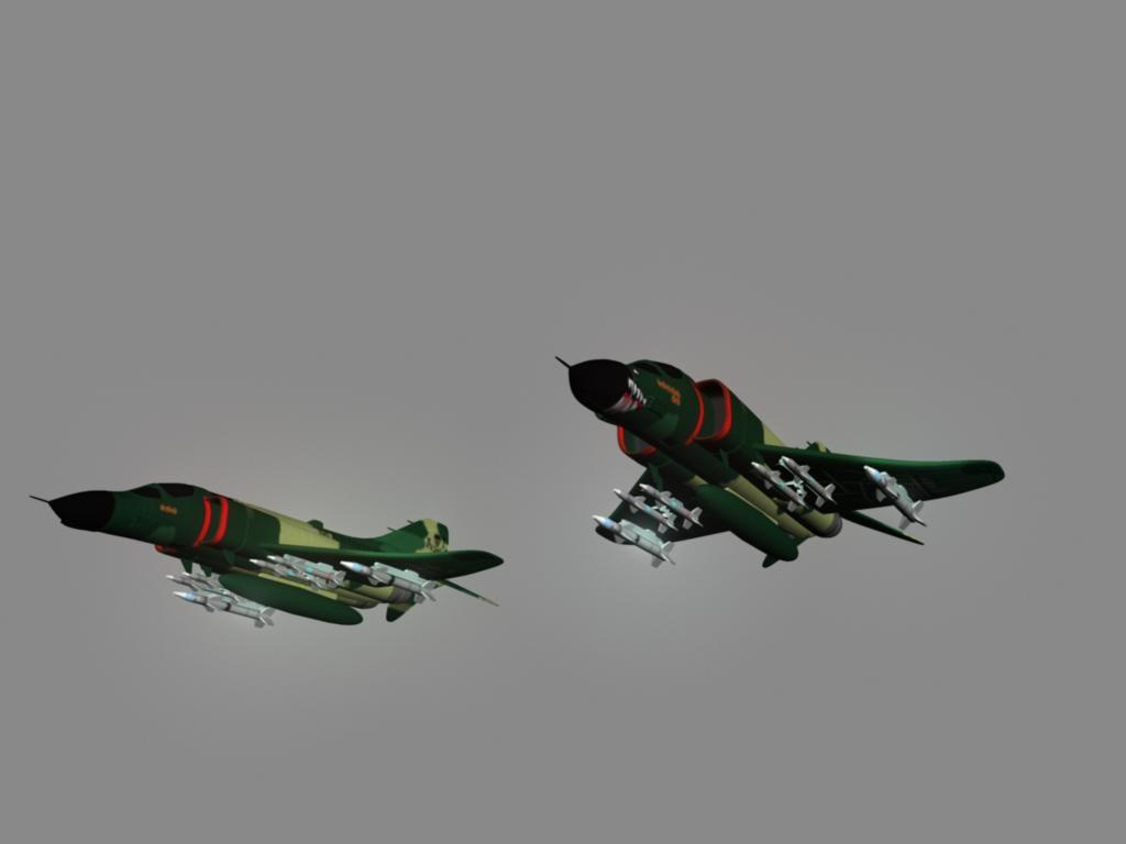 3d f4 jet mig model
