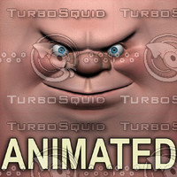 Talking Cartoon Face