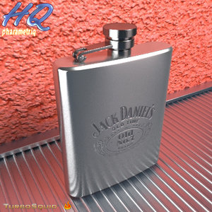 3ds hip flask 01