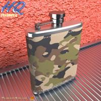 3d hip flask 10