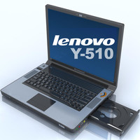 Notebook.LENOVO Y-510