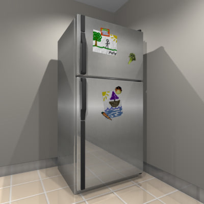 max refrigerator fridge
