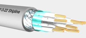 3dsmax shipline txoi instrumentation cable