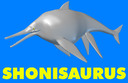 Shonisaurus 3D models