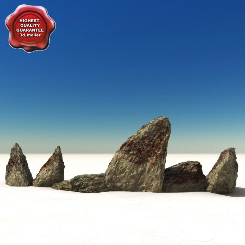 stones v3 3d max