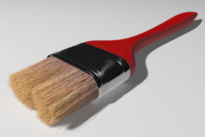 brush 3d ma