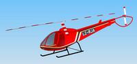 Enstrom 280 FXヘリコプター