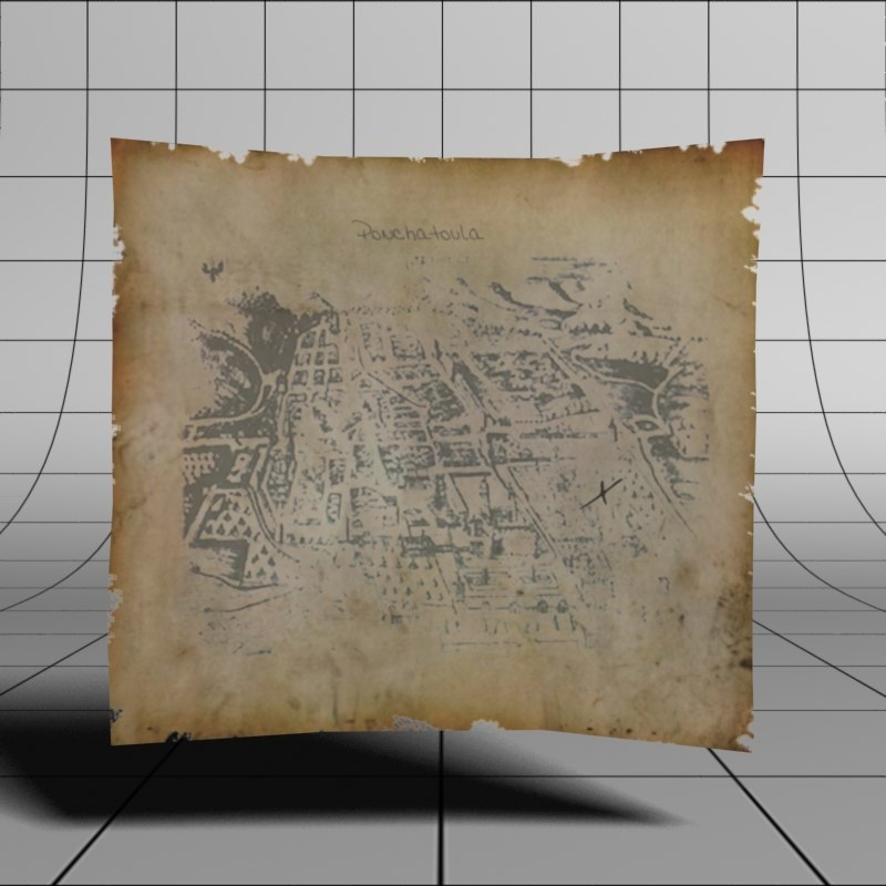 treasure scroll max