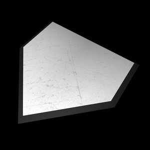 3d homeplate