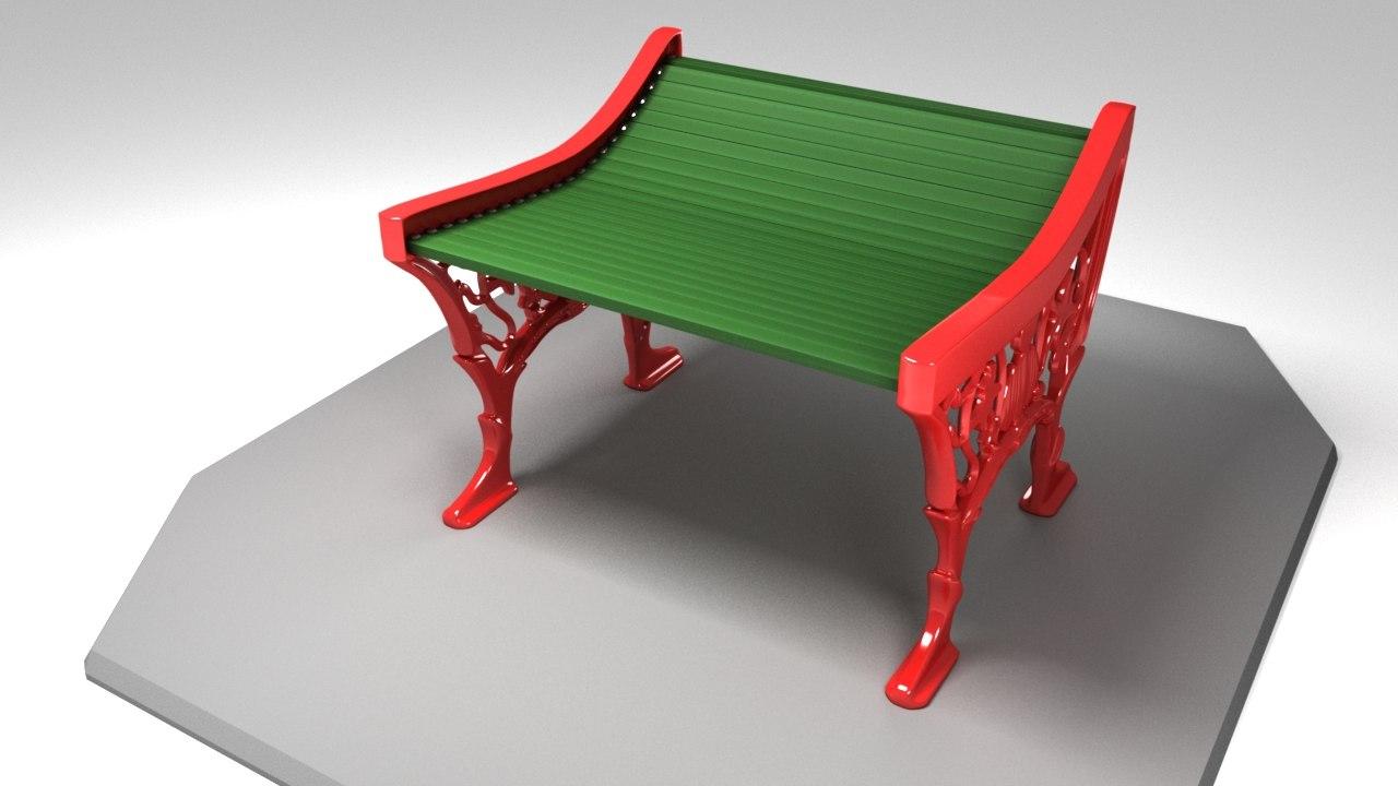 bench ma