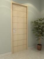 3d door design model