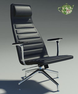 design armchair 3d 3ds