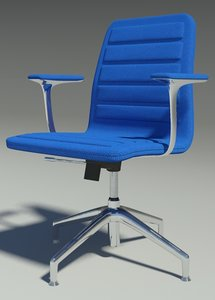design armchair 3d model