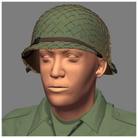 al - army soldier max