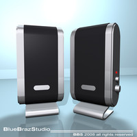 pc speakers 3d 3ds