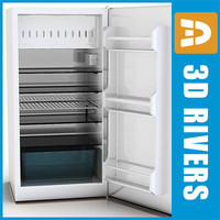 refrigerator electronic shop 3ds