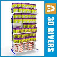 max shelf flour shelving