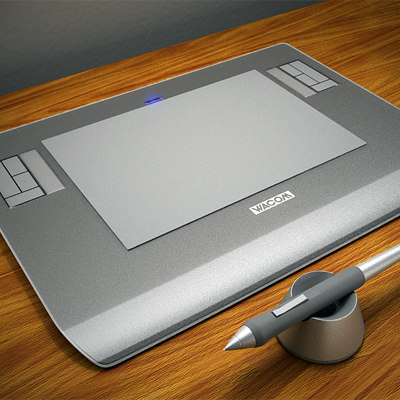 wacom tablet fbx