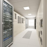 Data Communication IT room