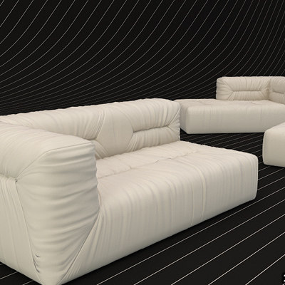 bonaldo nuvola sofa 3d max