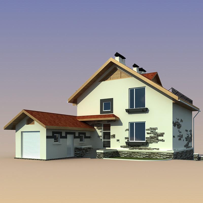 House (mod 02)
