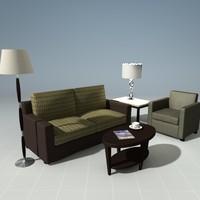 living room set max