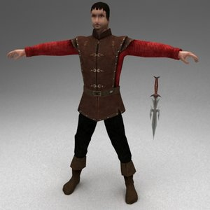 max robber thief medieval