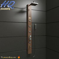shower 02 3d dxf