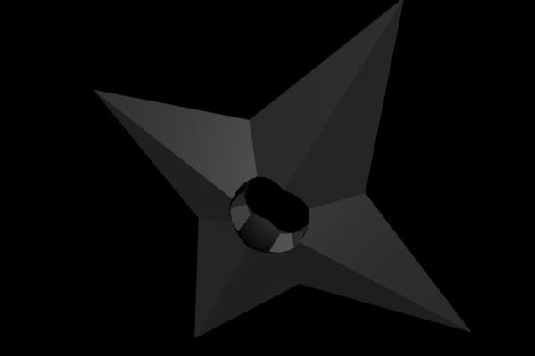 free c4d mode shuriken
