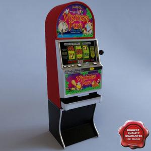 slot machine viking obj