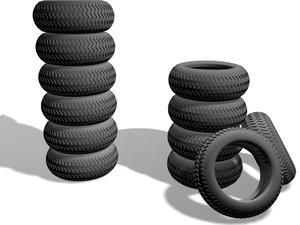 stacks tires max