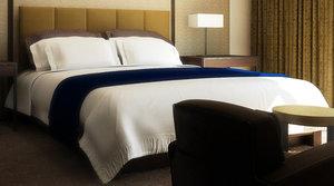 3d model bed studio