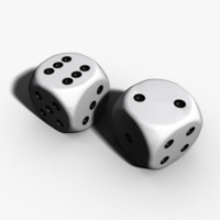 High polygon dice