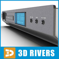 dvd player 3d 3ds