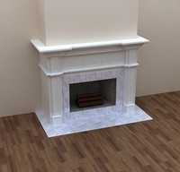 Fireplace Style 1