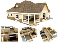house plan max