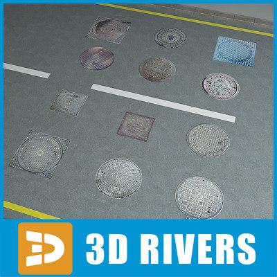 maya manholes hole