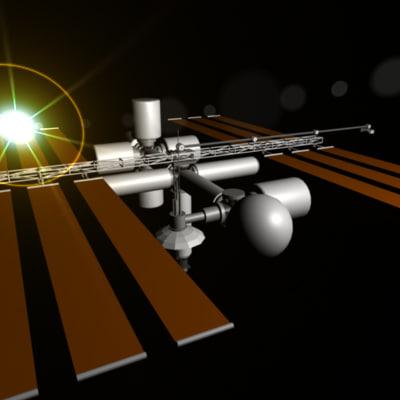 maya space station