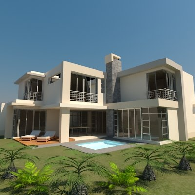 Modern Exterior House. Excellent Beach House Dotto With Modern ...