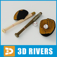 baseball equipment set max