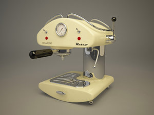 max retro coffee maker